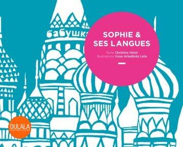 Sophie & ses langues