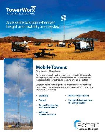 TowerWorx Brochure - Antenna