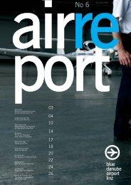 No. 6, Ausgabe 11.2007 - Flughafen Linz