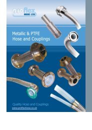 Download our Brochure - Proflex hose limited