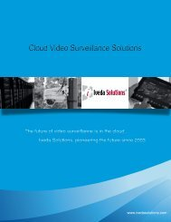 The future of video surveillance is in the cloud… Iveda Solutions ...