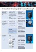 Land-, Bau-, Forstmaschinen und Stapler Hella-Produktübersicht: - Seite 6