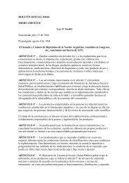 Medicamentos – Ley 16463 - Confederación Farmacéutica Argentina