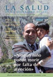Revista Año 2 Nº 5 - Superintendencia de Servicios de Salud