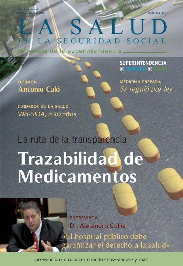 Revista Año 2 Nº 6 - Superintendencia de Servicios de Salud