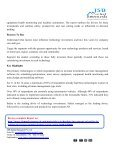 JSB Market Research: Technology Investment Priorities in Mining in Europe and the Former Soviet Union, 2015 - Page 3
