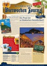 Fan-Shop - Kulmbacher Brauerei AG