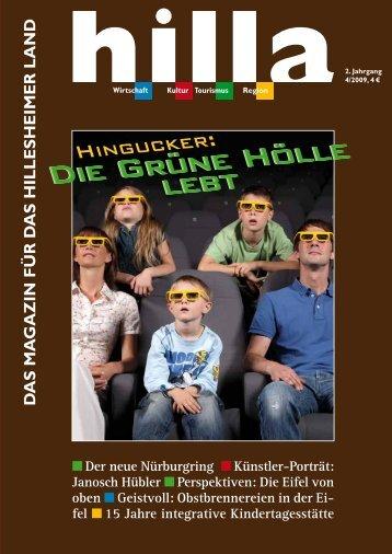 Ei - Hilla Magazin