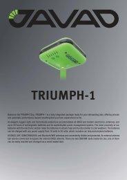 Triumph (data sheet) - CT Systems