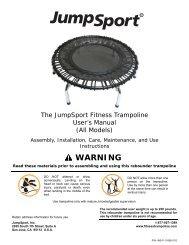 The Fitness Trampoline (INS-P-11656-01G) ++ 300 dpi ... - JumpSport