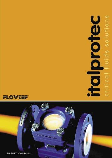 Prospetto Flowtef 03001Rev01 - Italprotec