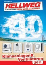 Klimaanlagen& Ventilatoren - Hellweg