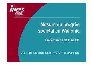 F. Caruso - IWEPS