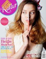 HANDMADE Kultur Magazin 2/2015 Vorschau