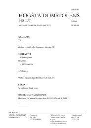 2015-04-10 B 360-14 beslut skiljaktig
