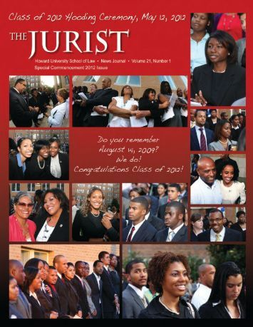Download the 2012 Issue - Howard University School of Law