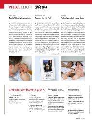 PFLEGE LEICHT News - Heilberufe