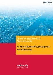 Programm (PDF) - Heilberufe