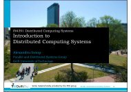 Introduction to Distributed Computing Systems - Parallel and ...