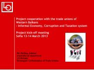Norwegian Confederation of Trade Unions