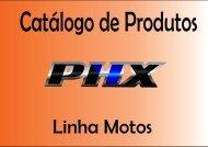 PHX MOTO CATALOGO 2015