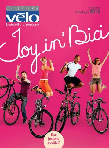 Culture Vélo - Catalogo 2015