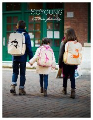 2015 SOYOUNG PRODUCT CATALOGUE AND ORDER FORM