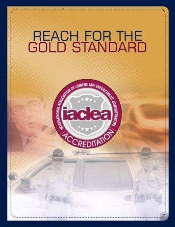 Accreditation Brochure - IACLEA