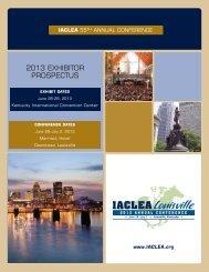 Exhibitor Brochure - IACLEA