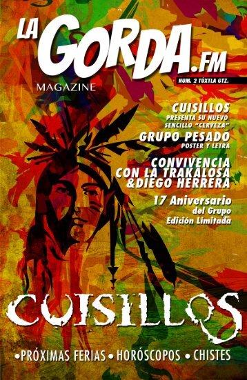 La Gorda Magazine - Cuisillos.pdf