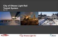 May PTRC Advisory - Ottawa Confederation Line