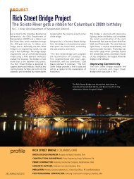 Rich Street Bridge Project - Aspire - The Concrete Bridge Magazine