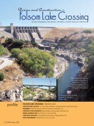 Folsom Lake Crossing - Aspire - The Concrete Bridge Magazine
