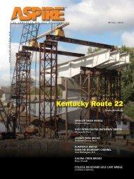 ASPIRE Winter 10 - Aspire - The Concrete Bridge Magazine