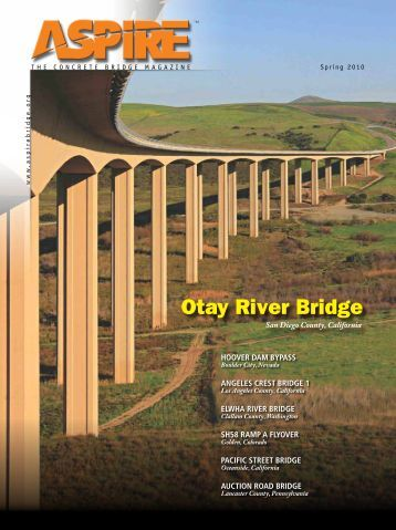 ASPIRE Spring 10 - Aspire - The Concrete Bridge Magazine