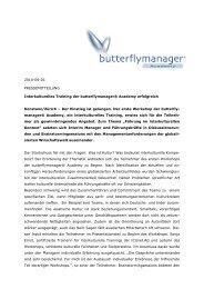 2010-04-26 PM Erfolgreiches Interkulturelles ... - butterflymanager