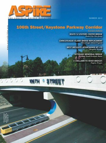 106th Street/Keystone Parkway Corridor - Aspire - The Concrete ...