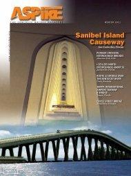 Sanibel Island Causeway - Aspire - The Concrete Bridge Magazine
