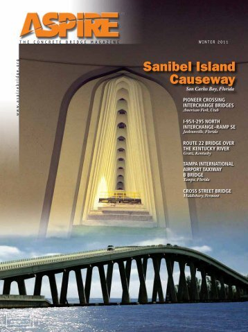 Sanibel Island Causeway - Aspire - The Concrete Bridge Magazine