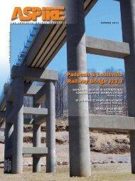 Paducah & Louisville Railway Bridge J23.3 - Aspire - The Concrete ...