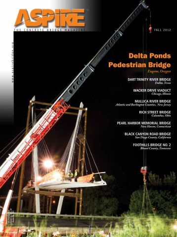 ASPIRE Fall 2012 - Aspire - The Concrete Bridge Magazine