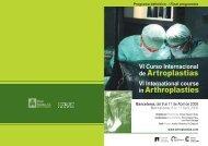 de Artroplastias in Arthroplasties - Active Congress.......
