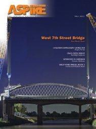 ASPIRE Fall 2013 - Aspire - The Concrete Bridge Magazine