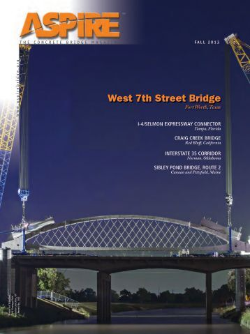 ASPIRE Fall 2013 - Aspire - The Concrete Bridge Magazine