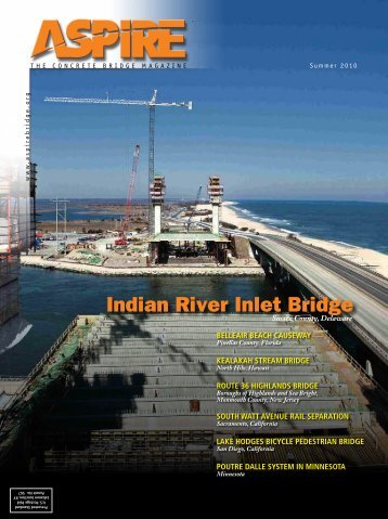 ASPIRE Summer 10 - Aspire - The Concrete Bridge Magazine
