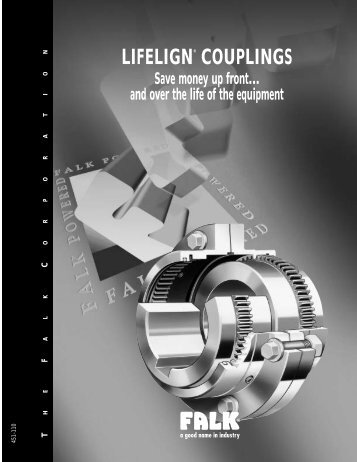 LIFELIGN® COUPLINGS