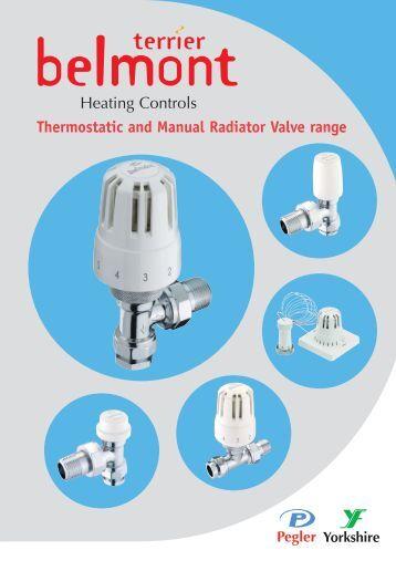 Belmont Radiator Thermostats