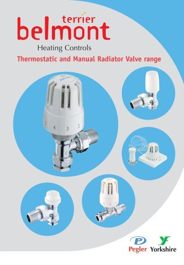 Belmont Radiator Thermostats