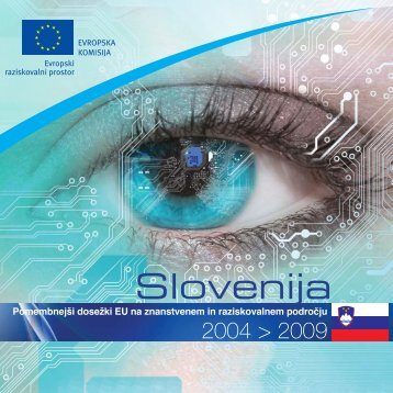 Slovenija - Europa