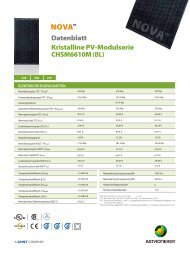 BL - RICHTER SOLAR GmbH & Co. KG